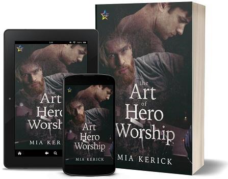 Mia Kerick - The Art of Hero Worship 3d Promo