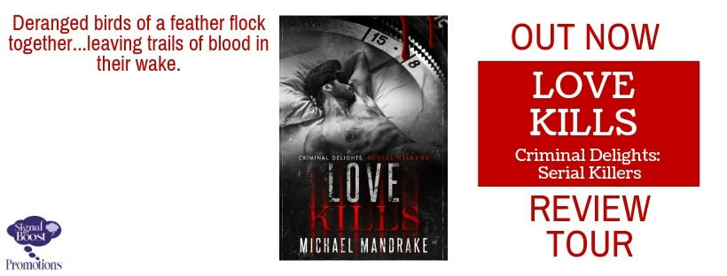 Michael Mandrake - Love Kills RTBANNER-28