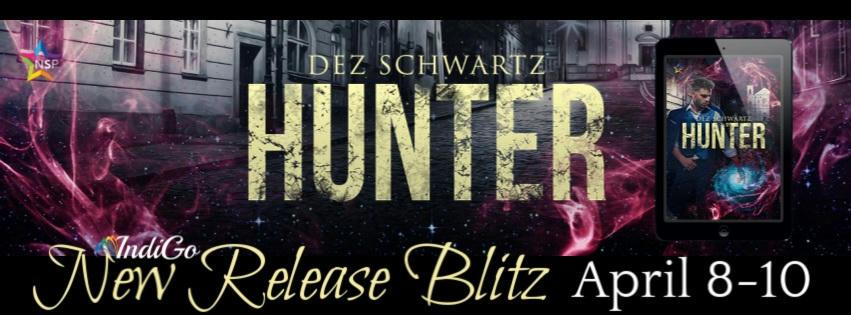 Dez Schwartz - Hunter RB Banner