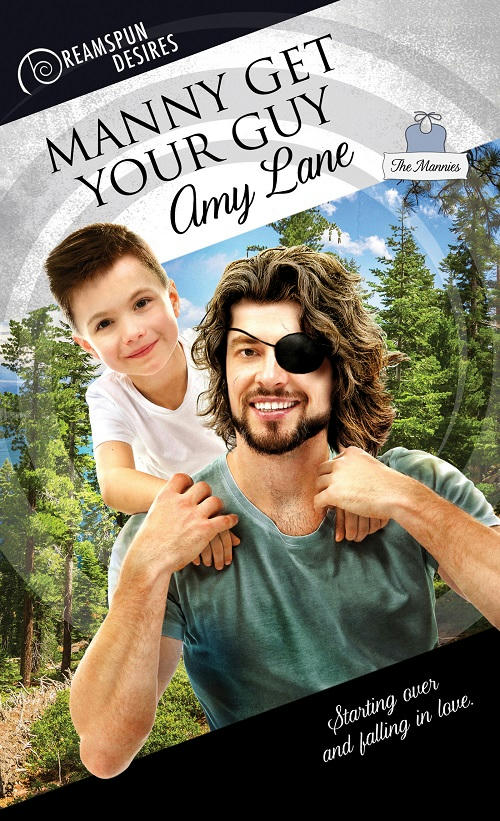 Amy Lane - Manny Get Your Guy Cover