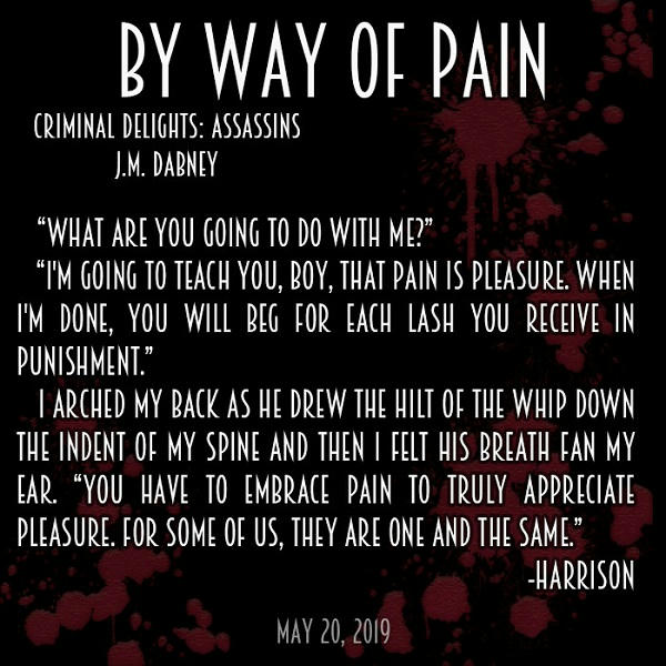 J.M. Dabney - By Way of Pain Teaser 1