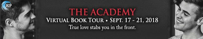 Quinn Anderson - The Academy TourBanner