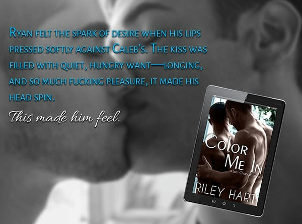 Riley Hart - Color Me In teaser #2