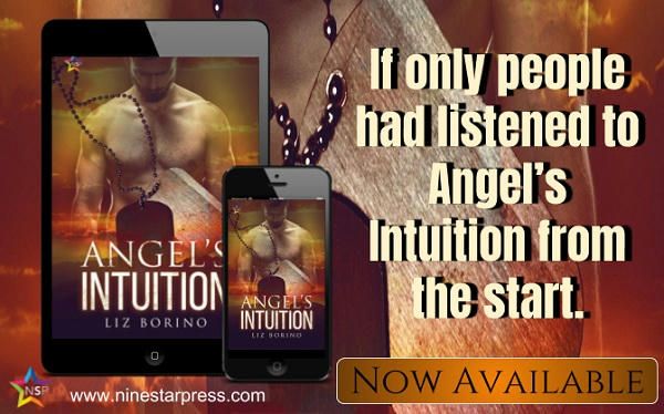 Liz Borino - Angel's Intuition Now Available