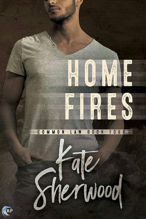 Kate Sherwood - Home Fires Cover