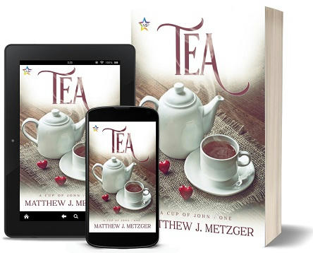 Matthew J. Metzger - Tea 3d Promo