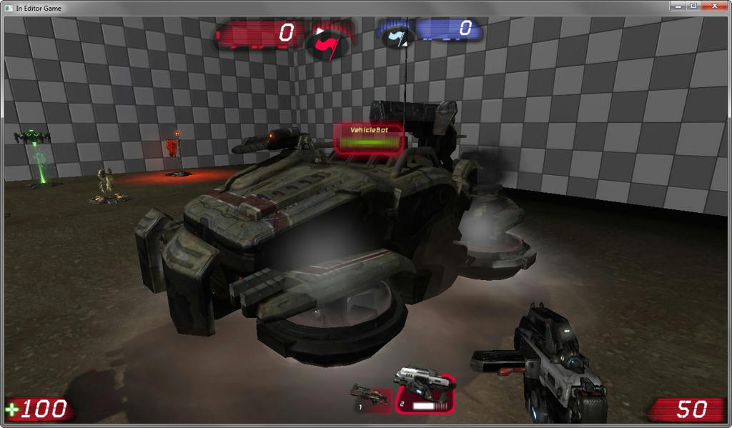 Water vehicles? - Unreal Tournament Forums