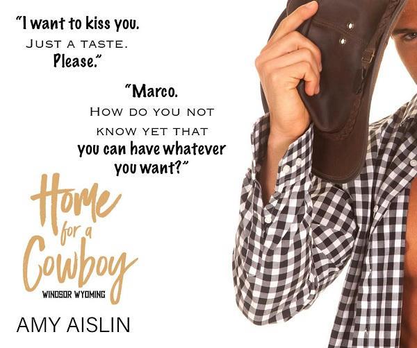 Amy Aislin - Home For A Cowboy Teaser 4