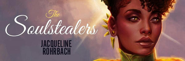 Jacqueline Rohrbach - Soulstealers NineStar Banner