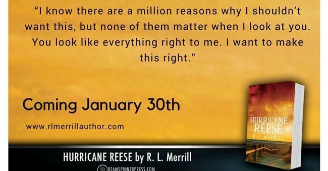 R.L. Merrill - Hurricane Reese Teaser