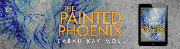 Sarah Kay Moll - The Painted Phoenix NineStar Banner
