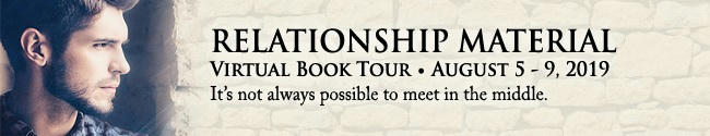 Jenya Keefe - Relationship Material TourBanner