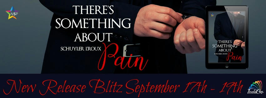 Schuyler L'Roux - There's Something about Pain RB Banner