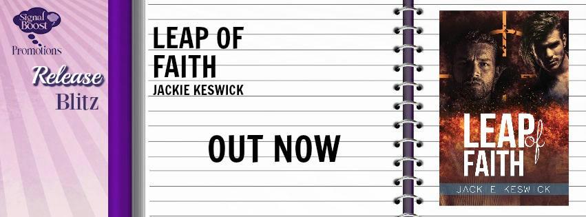 Jackie Keswick - Leap of Faith RD Banner