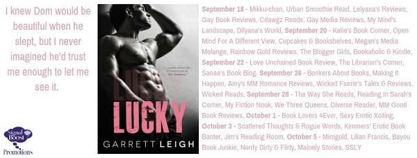 Garrett Leigh - Lucky TourGrahpic