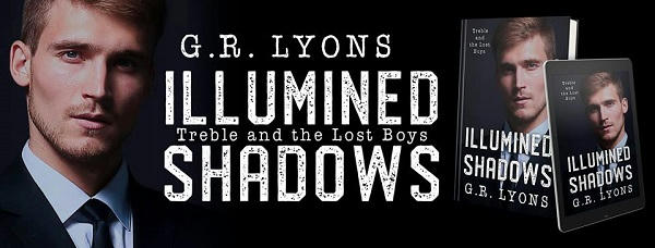 G.R Lyons - Illumined Shadows Banner 1