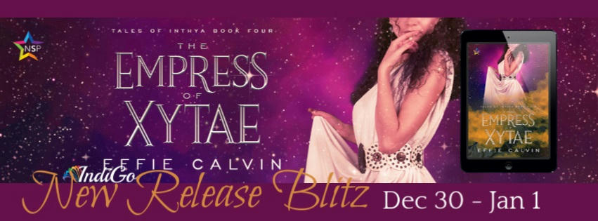 Effie Calvin - The Empress of Xytae RB Banner