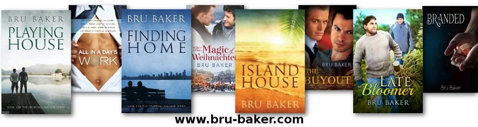 Bru Baker Book Banner