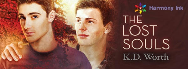 K.D. Worth - The Lost Souls Banner s
