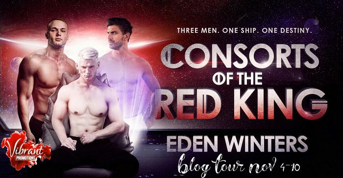 Eden Winters - Consorts of the Red King Tour Banner