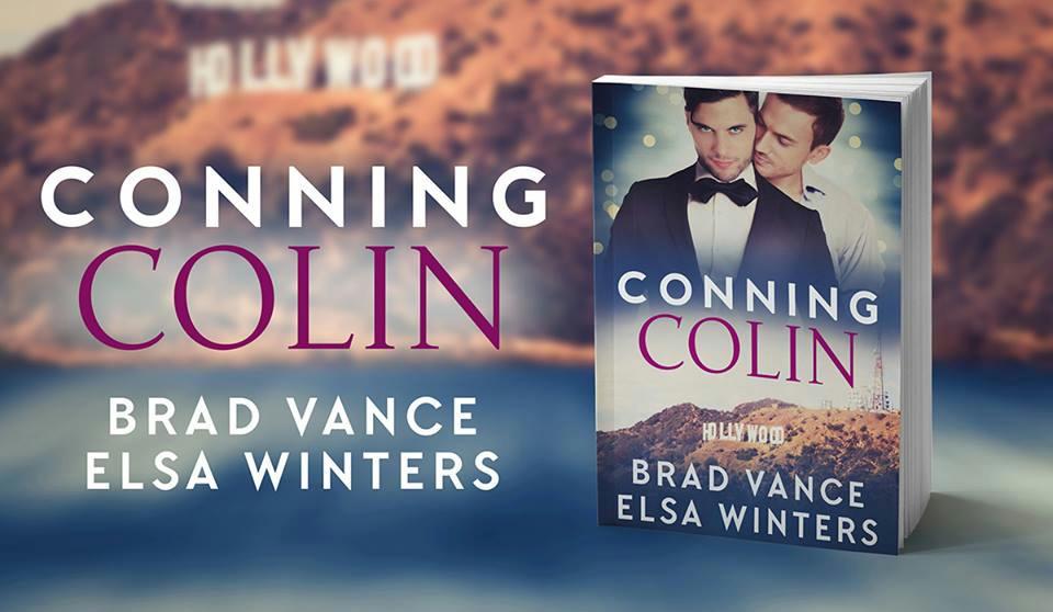 Brad Vance & Elsa Winters - Conning Colin Banner 3D