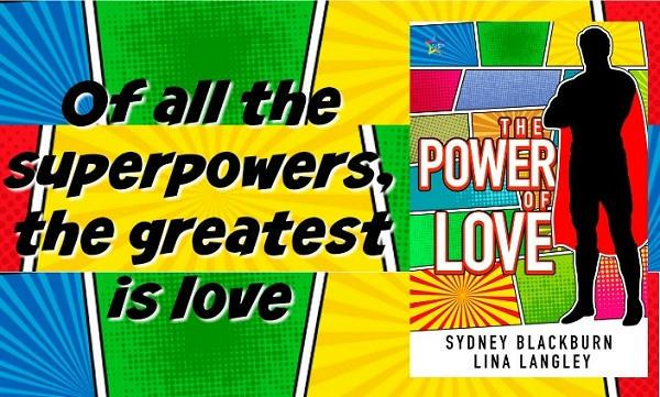Sydney Blackburn & Lina Langley - The Power of Love Graphic