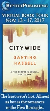Santino Hassell - Citywide Tour Badge