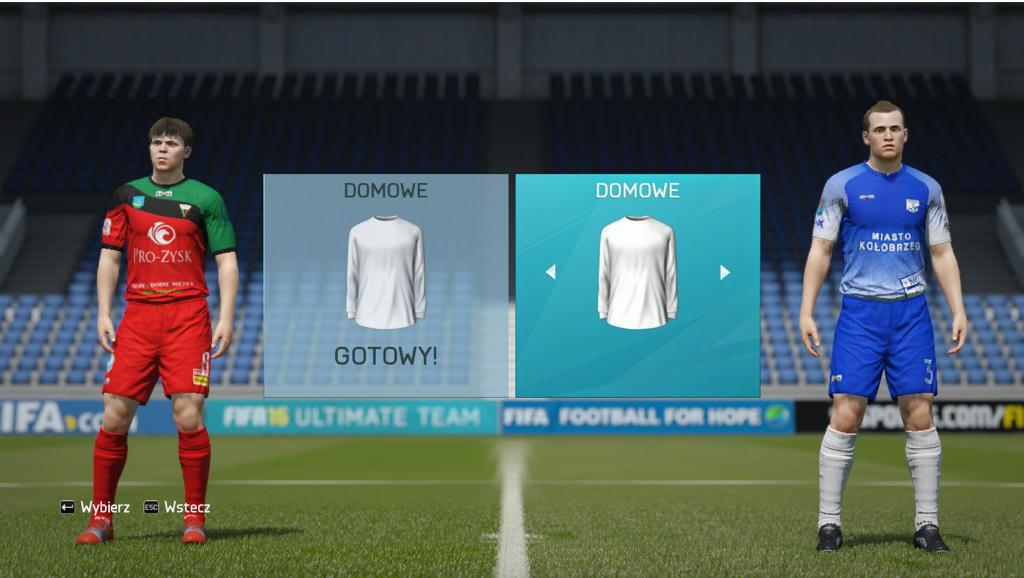 FIFA 10 GAME MOD Polish League Patch 10 fix - Free