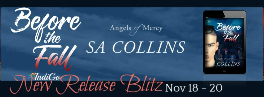 S.A. Collins - Before the Fall RB Banner