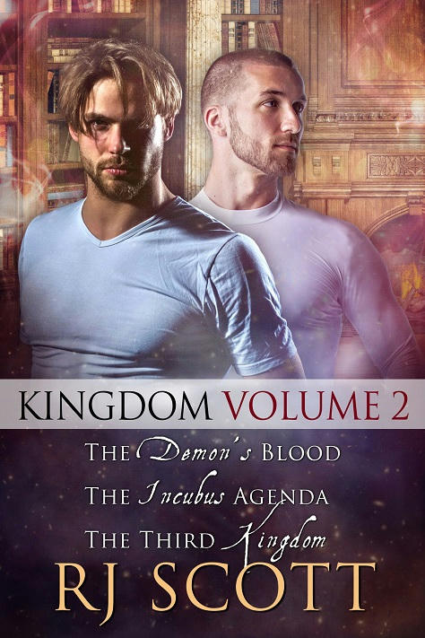 RJ Scott - Kingdom Series Vol 02 Cover m