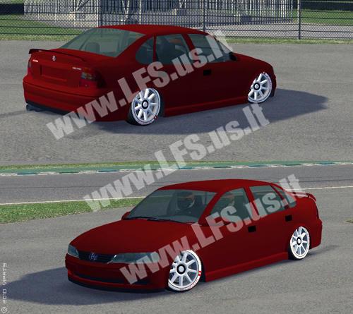FX - Opel Vectra