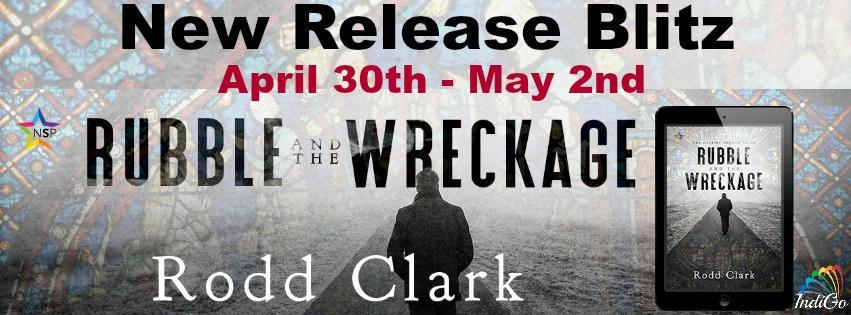 Rodd Clark - Rubble & Wreckage RB Banner