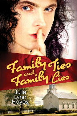 Julie Lynn Hayes - Family Ties and Family Lies Cover