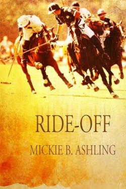 Mickie B. Ashling - Ride-Off Cover