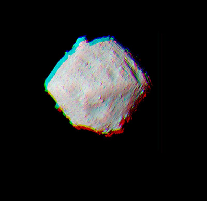 Sonda especial japonesa regresó con muestras del asteroide Ryugu