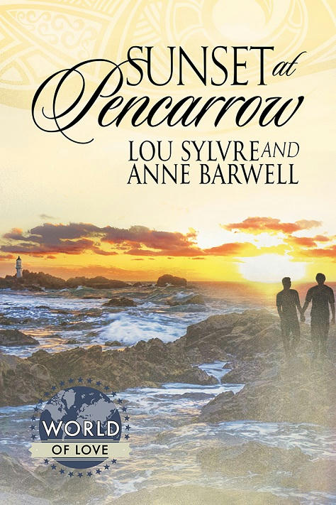 Lou Sylvre & Anne Barwell - Sunset at Pencarrow Cover