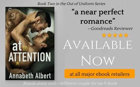 Annabeth Albert - At Attention Teaser