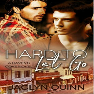 Jaclyn Quinn - Hard To Let Go Square