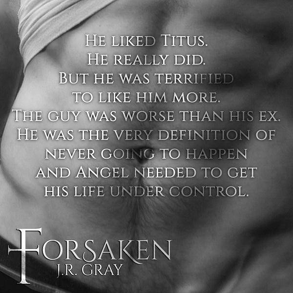 J.R. Gray - Forsaken Teaser4