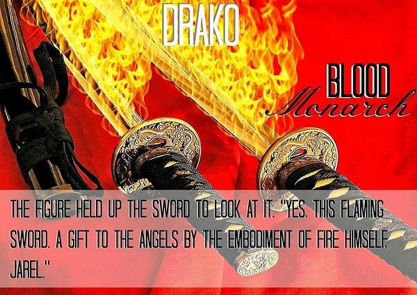 Drako - The Dragon Hunter's 06 - Blood Monarch Promo 01