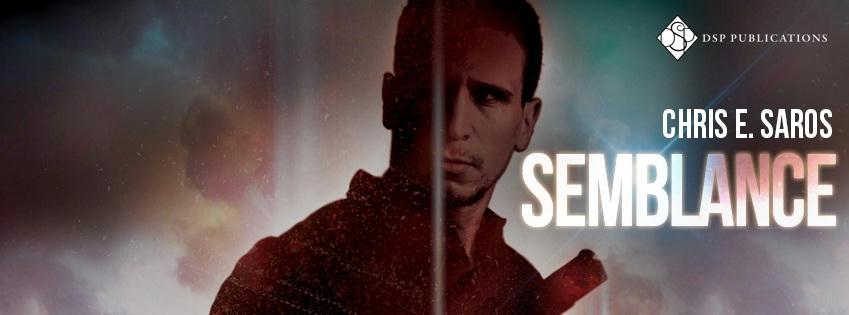 Chris E. Saros - Semblance Banner