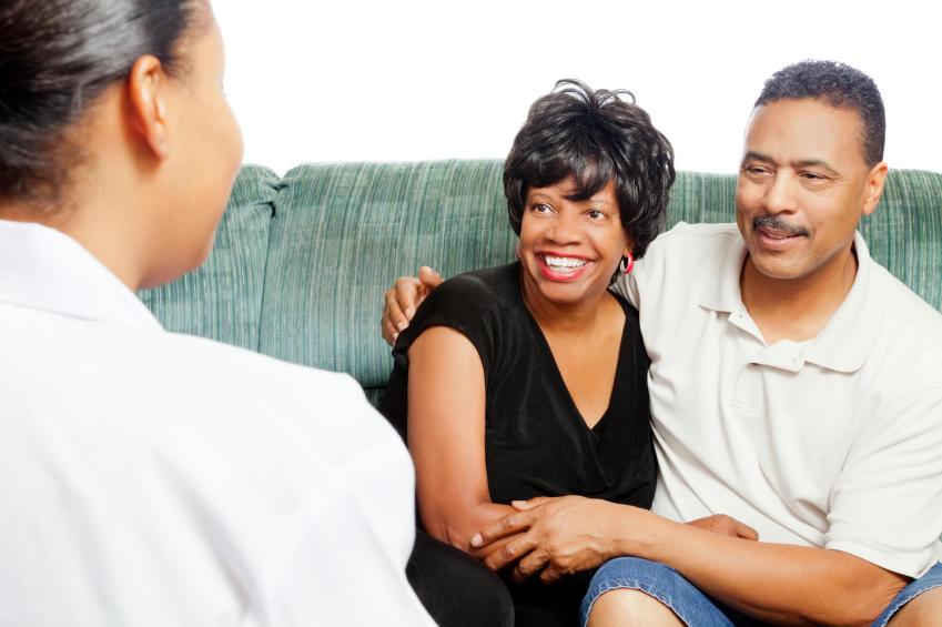 Care Consultation couple