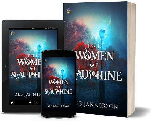 Deb Jannerson - The Women of Dauphine 3d Promo