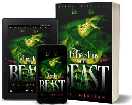K.A. Merikan - In The Arms Of The Beast 3d Promo