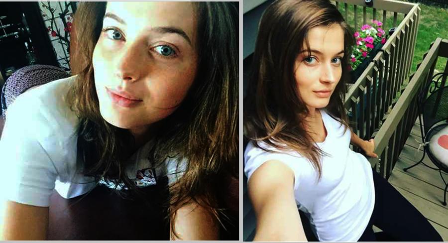Intensa búsqueda policial de ex Miss Ucrania termina en caso
