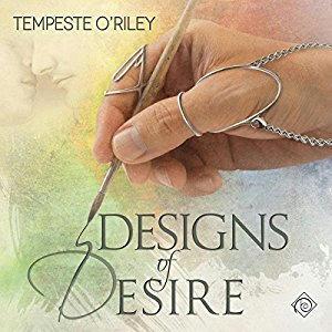 Tempeste O'Riley - Designs of Desire Cover Audio