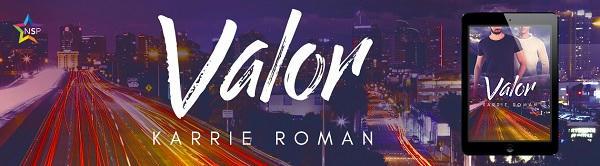 Karrie Roman - Valor NineStar Banner