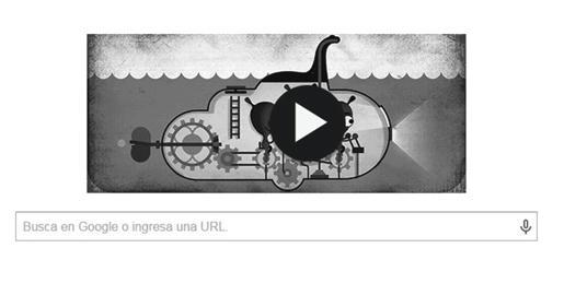 Google-anunció-con-su-Doodle,-que-ha-puesto-a-disposición-de-los-internautas-cámaras-en-un-submarino-para-buscar-al-legendario-Monstruo-de-Loch-Ness