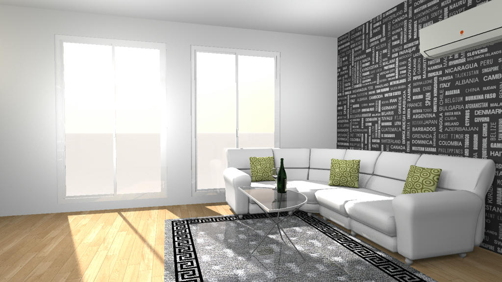 Sweet home 3d forum view thread a small living room for Living room 3d view