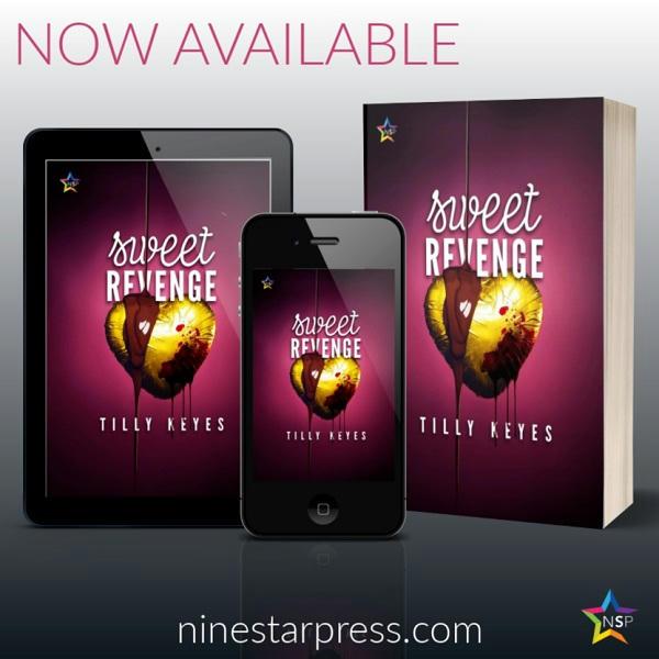 Tilly Keyes - Sweet Revenge Now Available